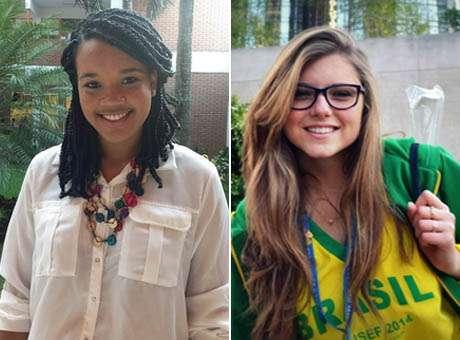 Jovens brasileiras vencem concurso promovido pela Harvard Foto: Village to Raise a Child/Reprodução