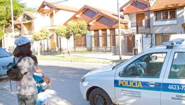 Un hombre de 39 años fue asesinado de un tiro en el pecho Foto: Diario popular