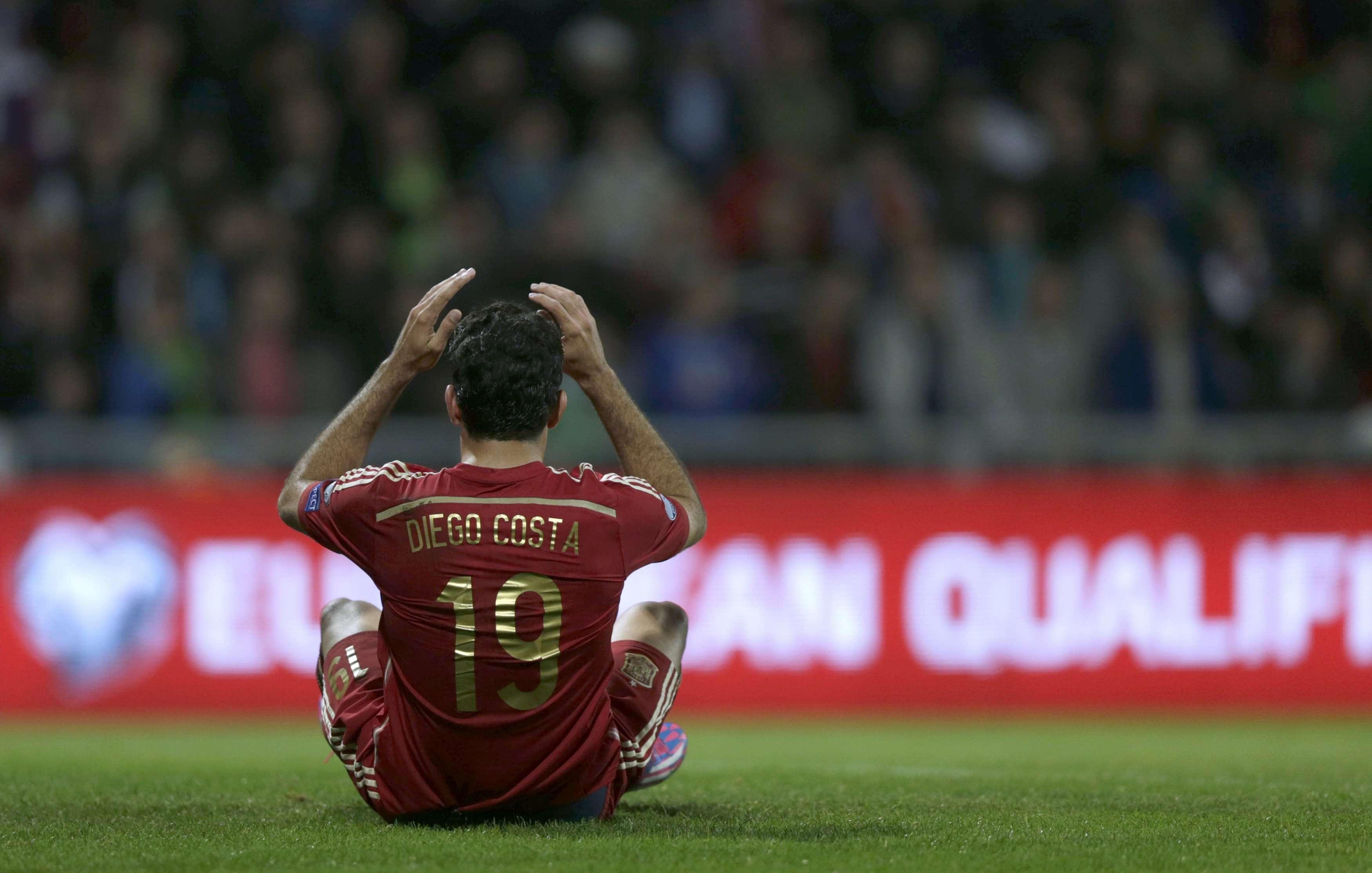 Jordi Alba, jugador de la selección española. Foto: Getty Images
