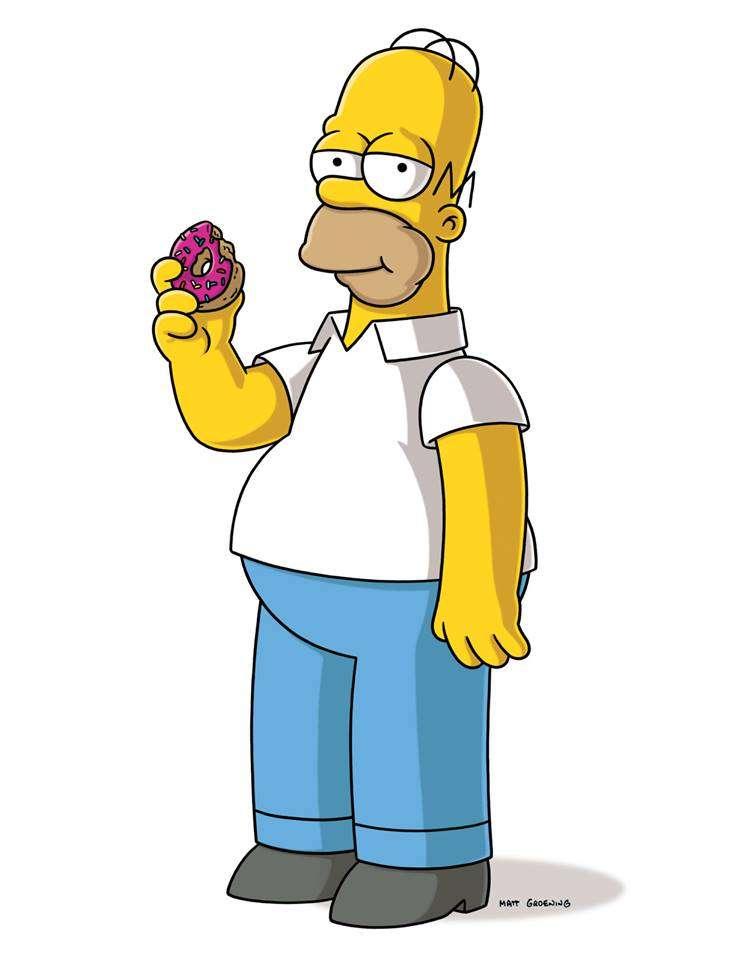 Rosquinhas de Homer Simpson são mal exemplo para a sociedade, segundo guru das dietas Foto: Facebook/Reprodução