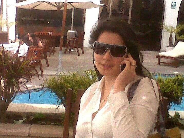 """La """"La Jefa"""" se encuentra con prisión preventiva en el penal de Picsi. Foto: Facebook"""