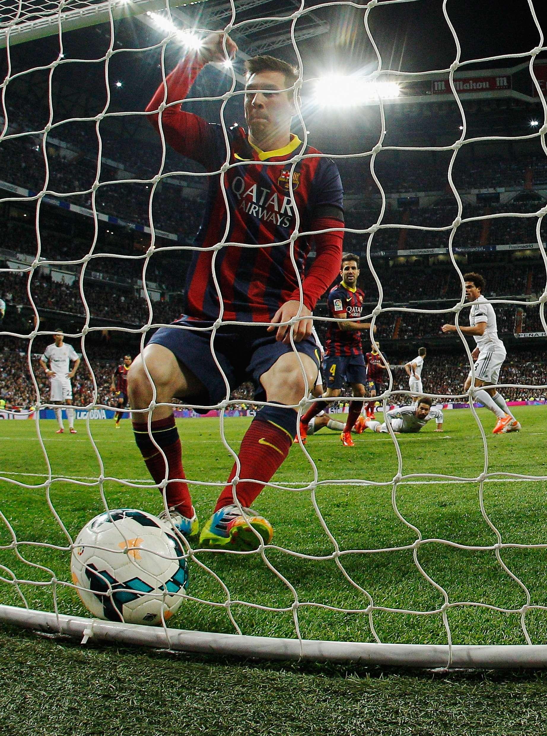 Barcelona y Real Madrid jugarán el clásico español el próximo fin de semana. Foto: Getty Images