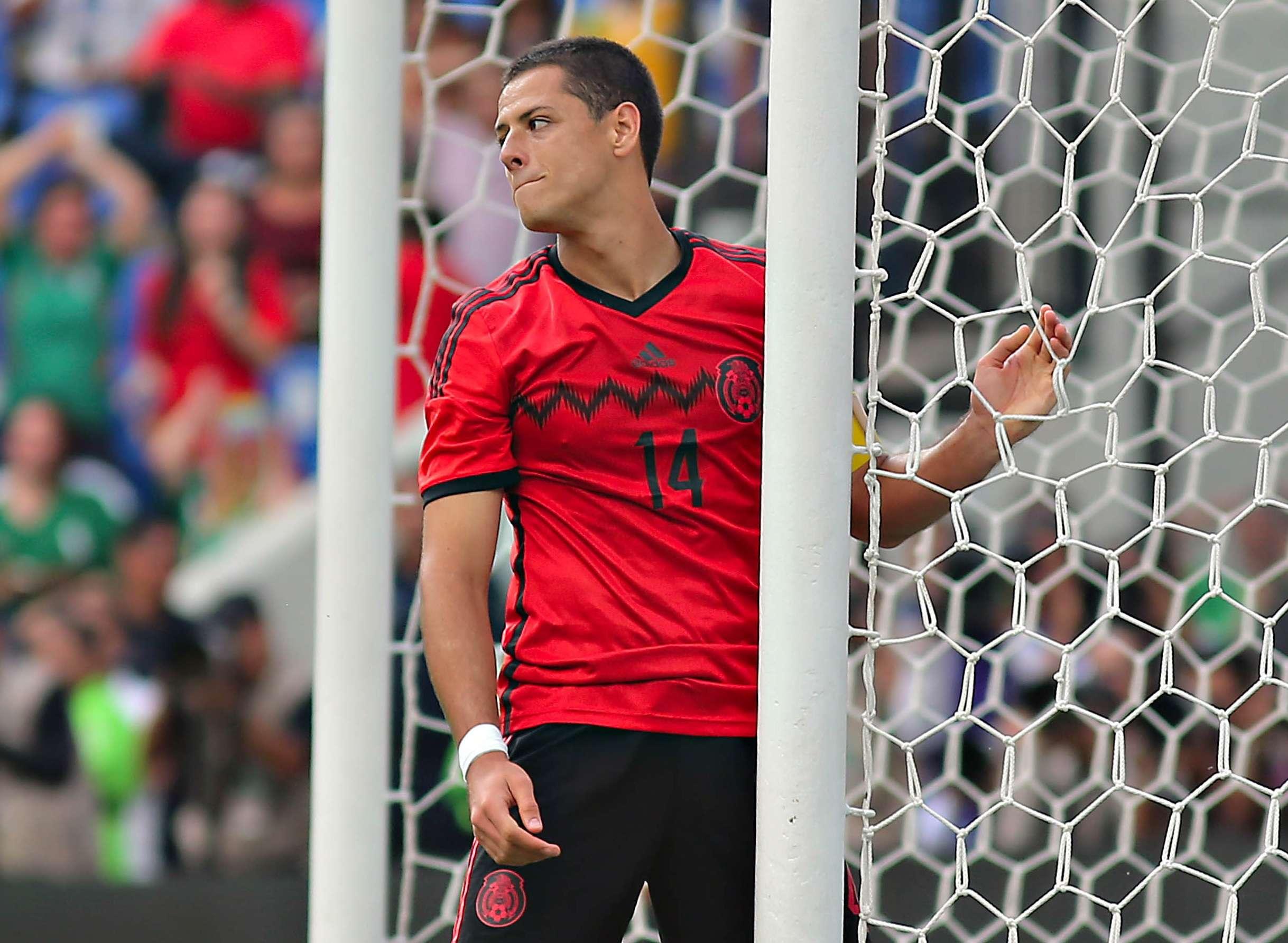 Javier 'Chicharito' Hernández fue convocado a la Selección Mexicana en la Fecha FIFA de octubre. Foto: Imago7