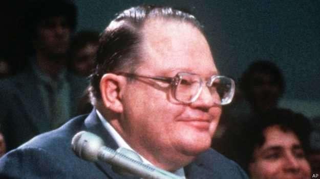 Nelson Bunker Hunt trató de monopolizar el mercado de la plata, pero vio su fortuna desaparecer con el colapso del valor del metal. Foto: BBC Mundo/AP