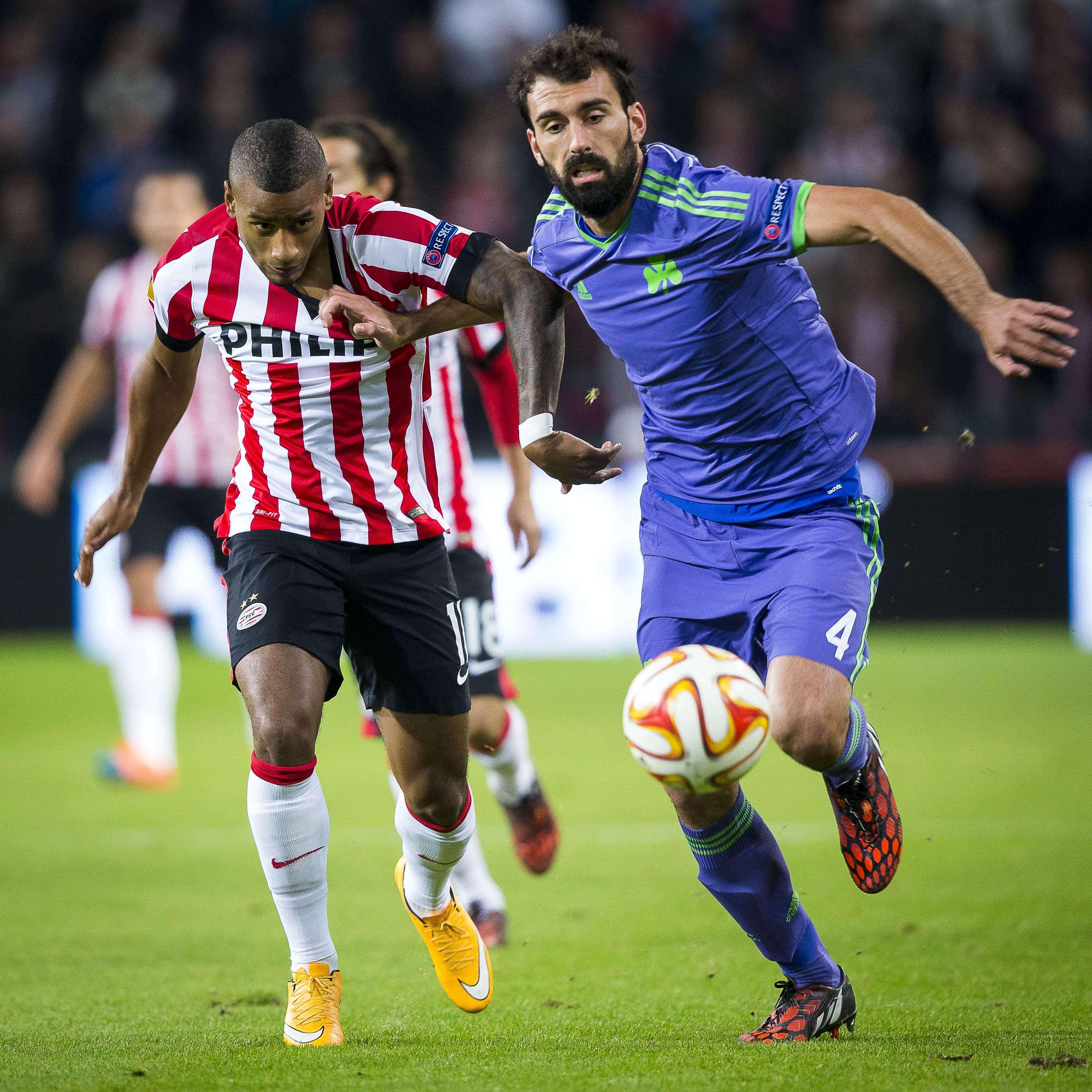 Panathinaikos y PSV repartieron puntos. Foto: AFP
