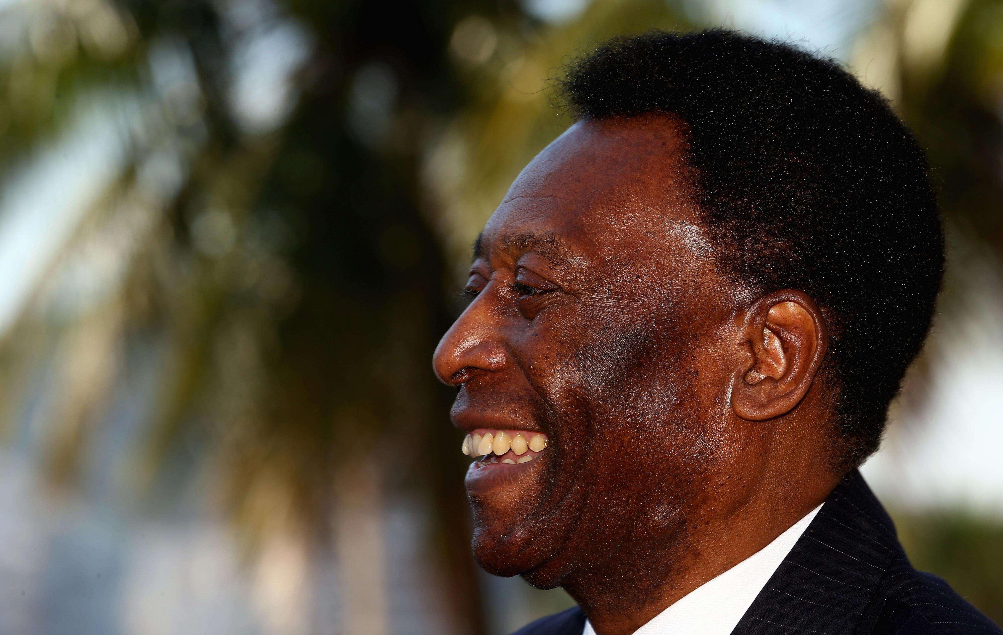 CBF ignora aniversário de Pelé Foto: Ronaldo Martinez/Getty Images