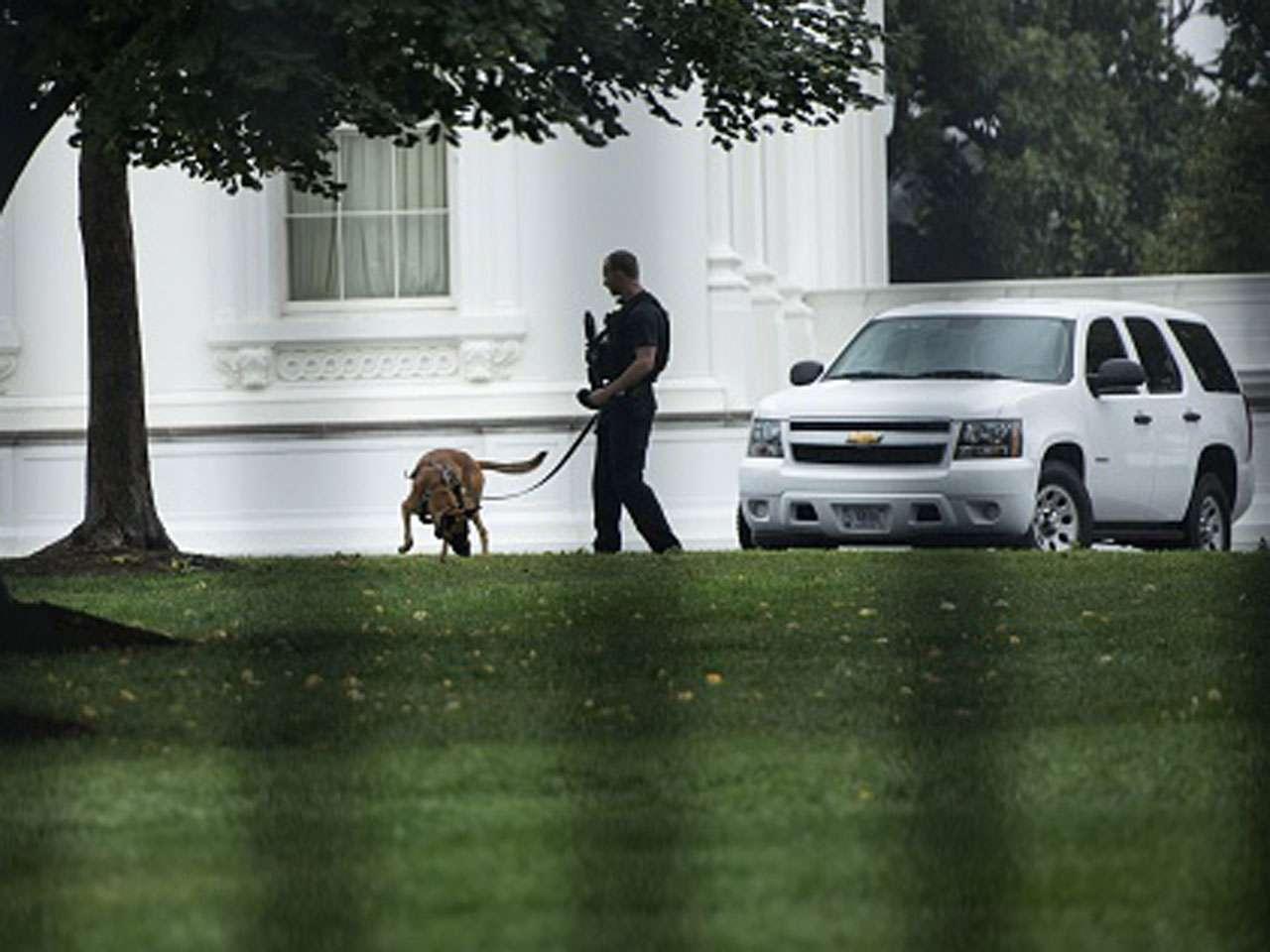 La Casa Blanca fue cerrada a la visitas tras el incidente Foto: BRENDAN SMIALOWSKI/Getty Images/AFP/Archivo