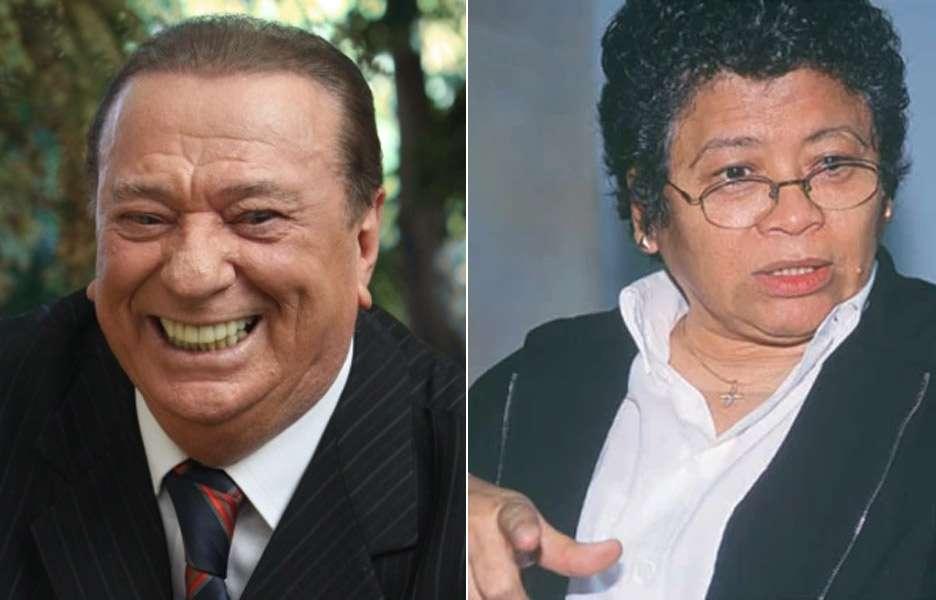 Raul Gil processa Marlene Mattos por causa de dinheiro. Foto: Reprodução