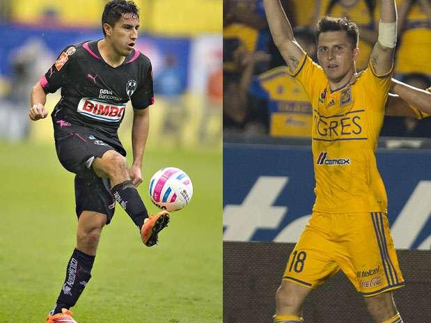 Rayados vs. Tigres Foto: Mexsport