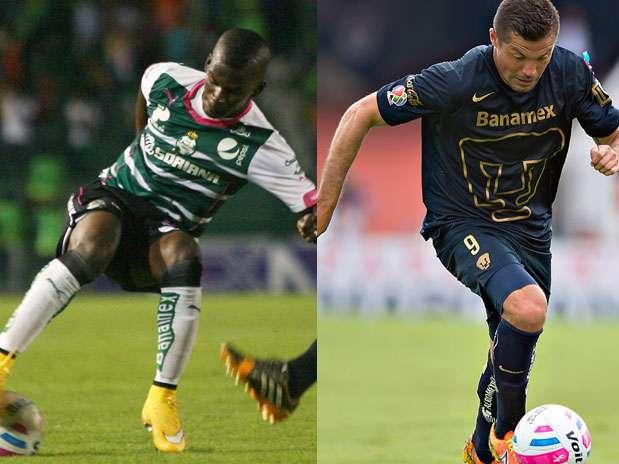 Santos Laguna vs. Pumas Foto: Mexsport