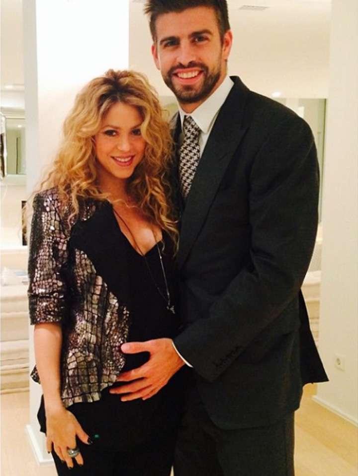 Shakira Foto: Instagram / Shakira