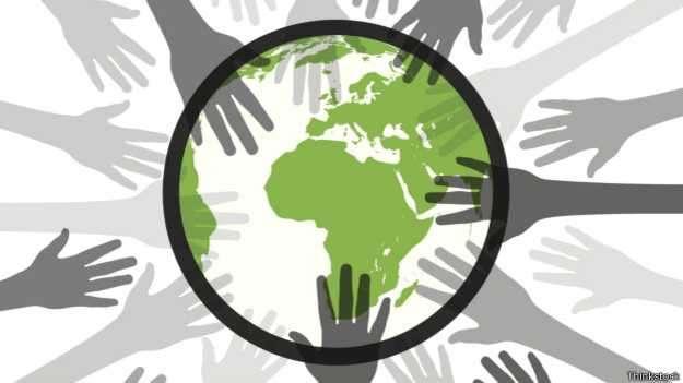 En años recientes han surgido iniciativas en línea que aspiran a movilizar a los usuarios para el cambio. Foto: BBC Mundo/Thinkstock