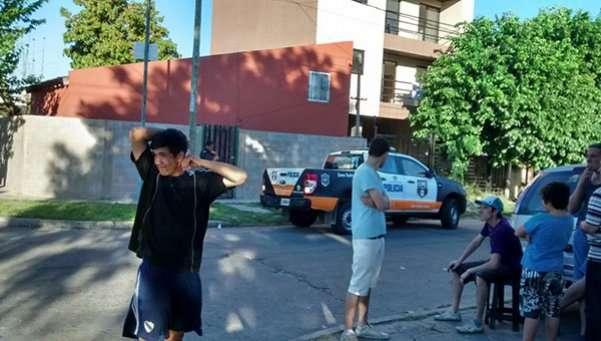 Tragedia en Quilmes Foto: El Quilmeño