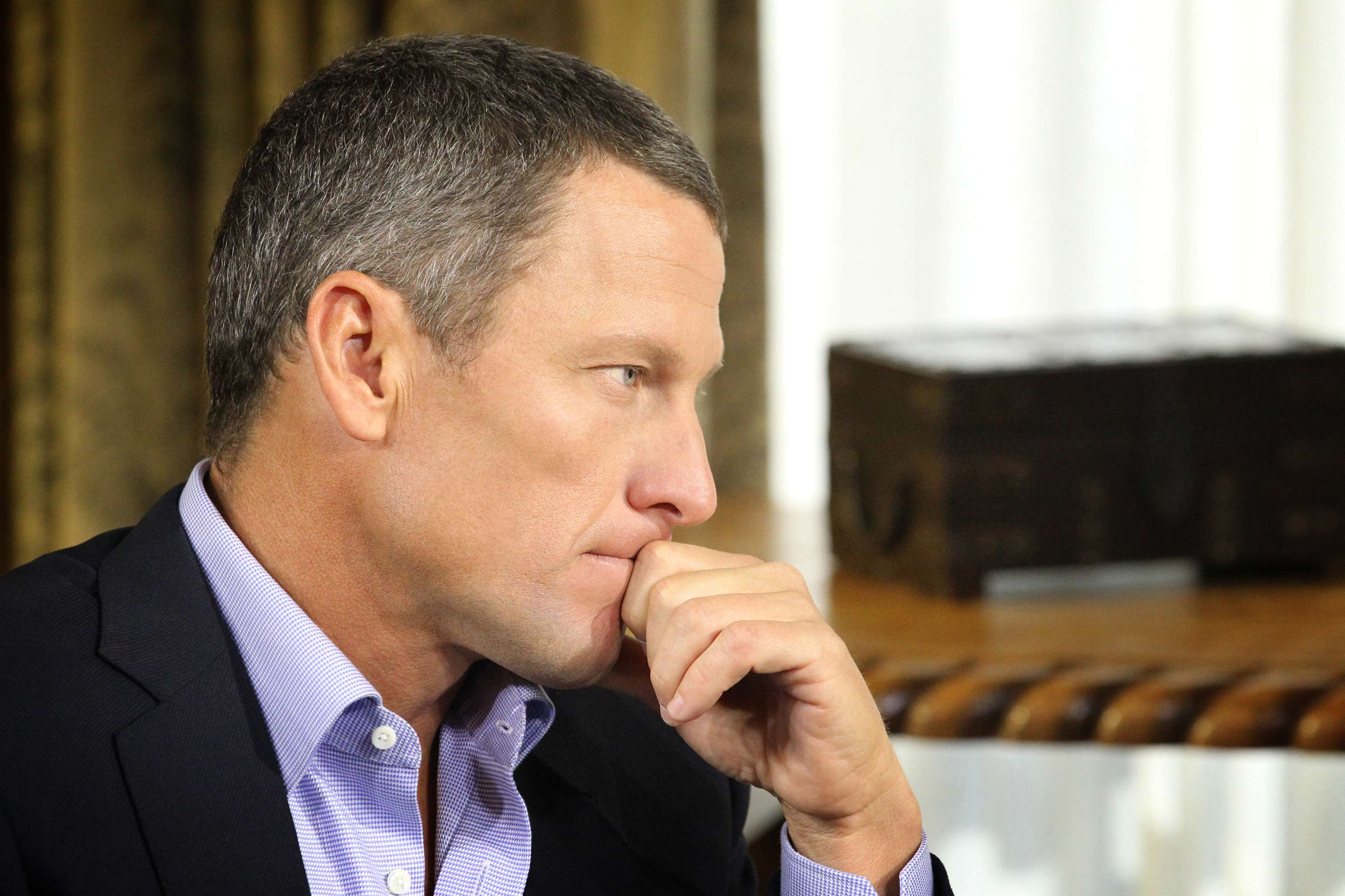 El ciclista tejano Lance Armstrong Foto: Gettyimages