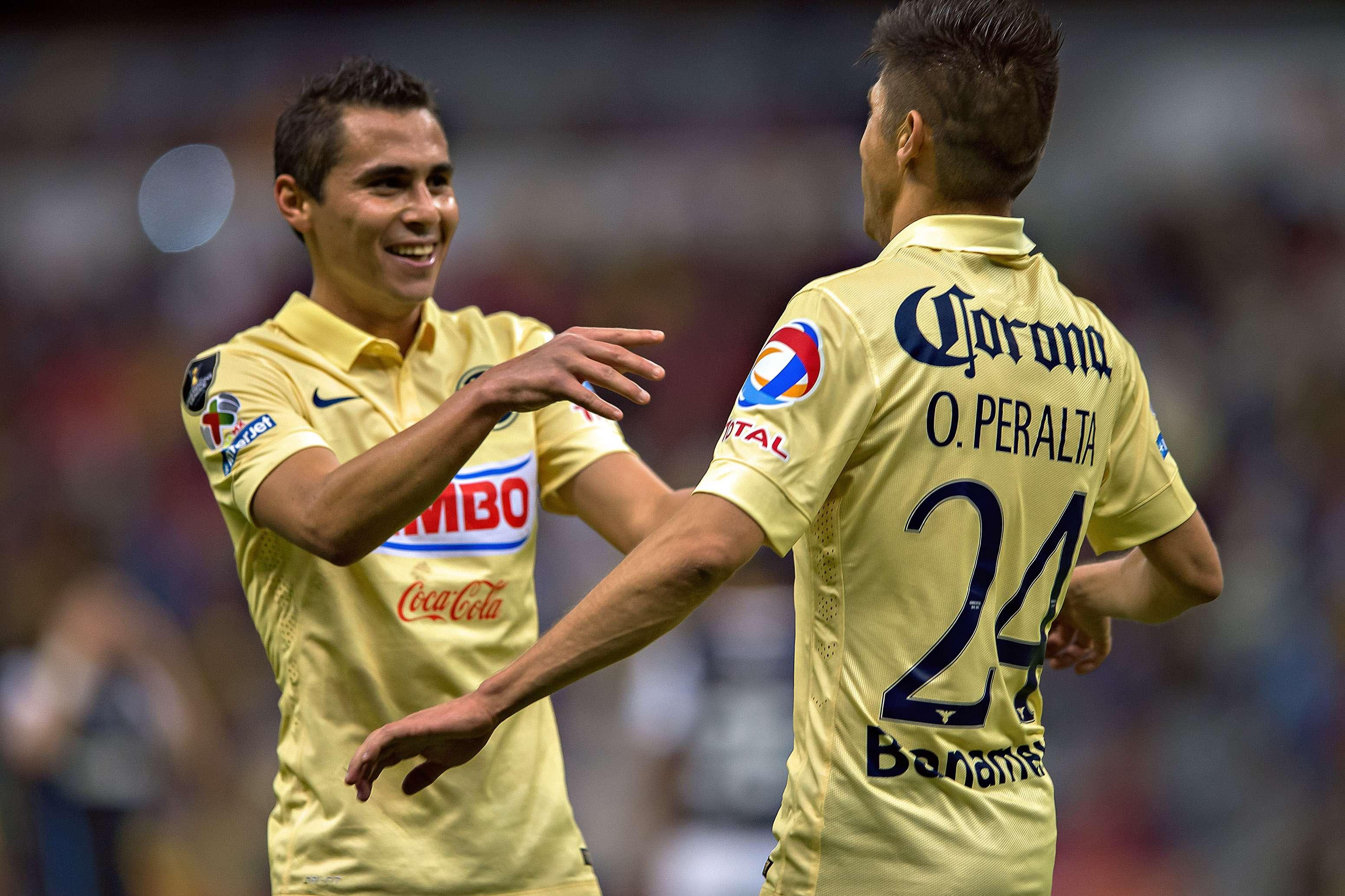 América (19) fue el equipo más goleador de la Fase de Grupos. Foto: Mexsport