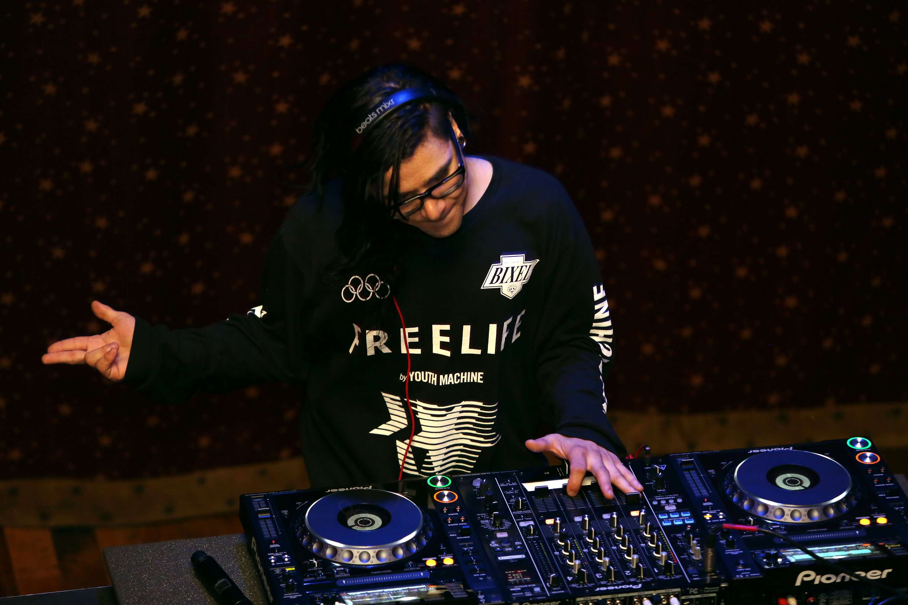 Skrillex Foto: Robin Marchant/Getty Images