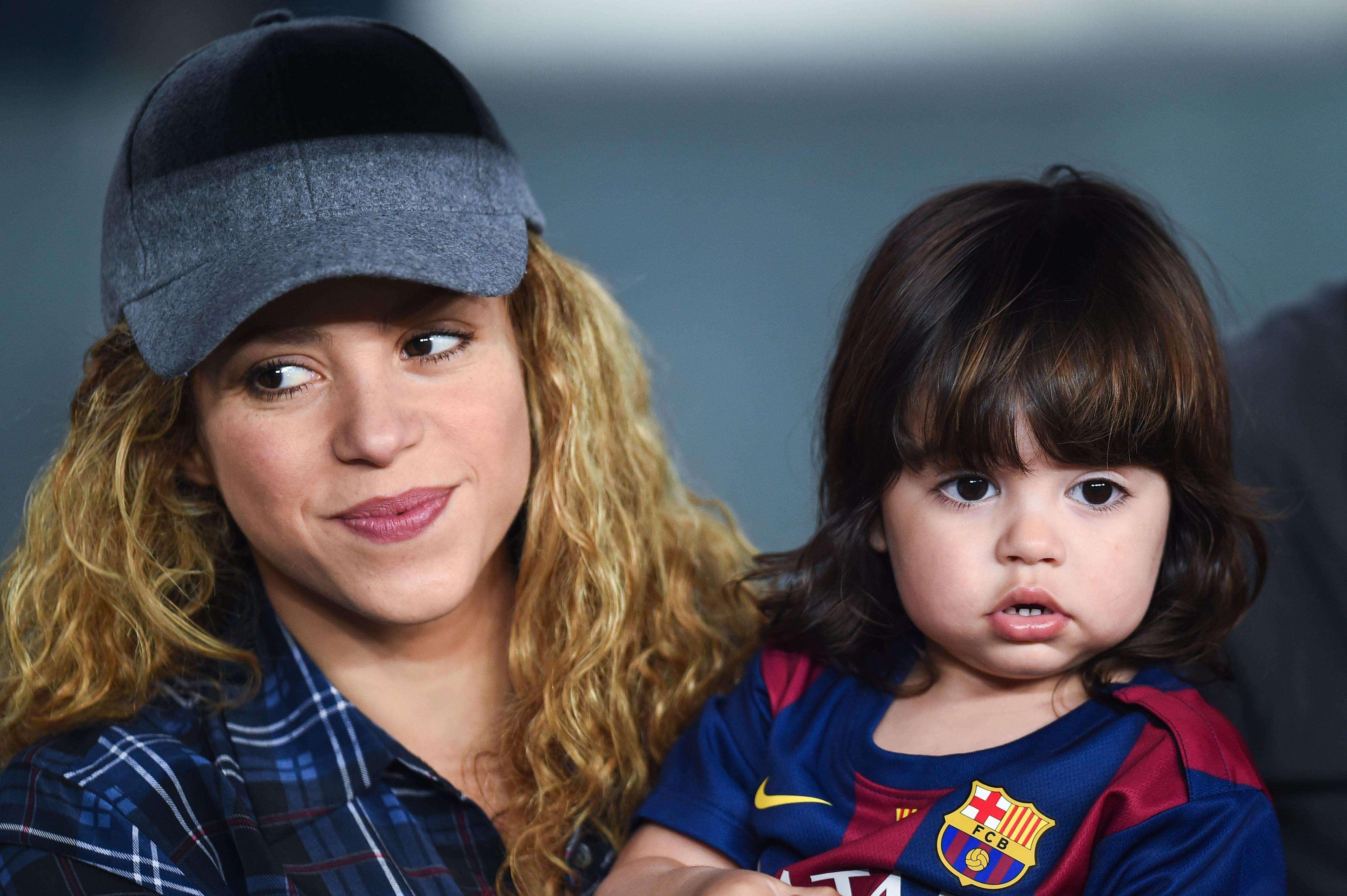 Shakira está embarazada de su segundo hijo. Foto: Getty Images