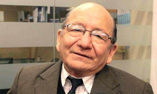 Adolfo Ocampo Vargas. Foto: Difusión