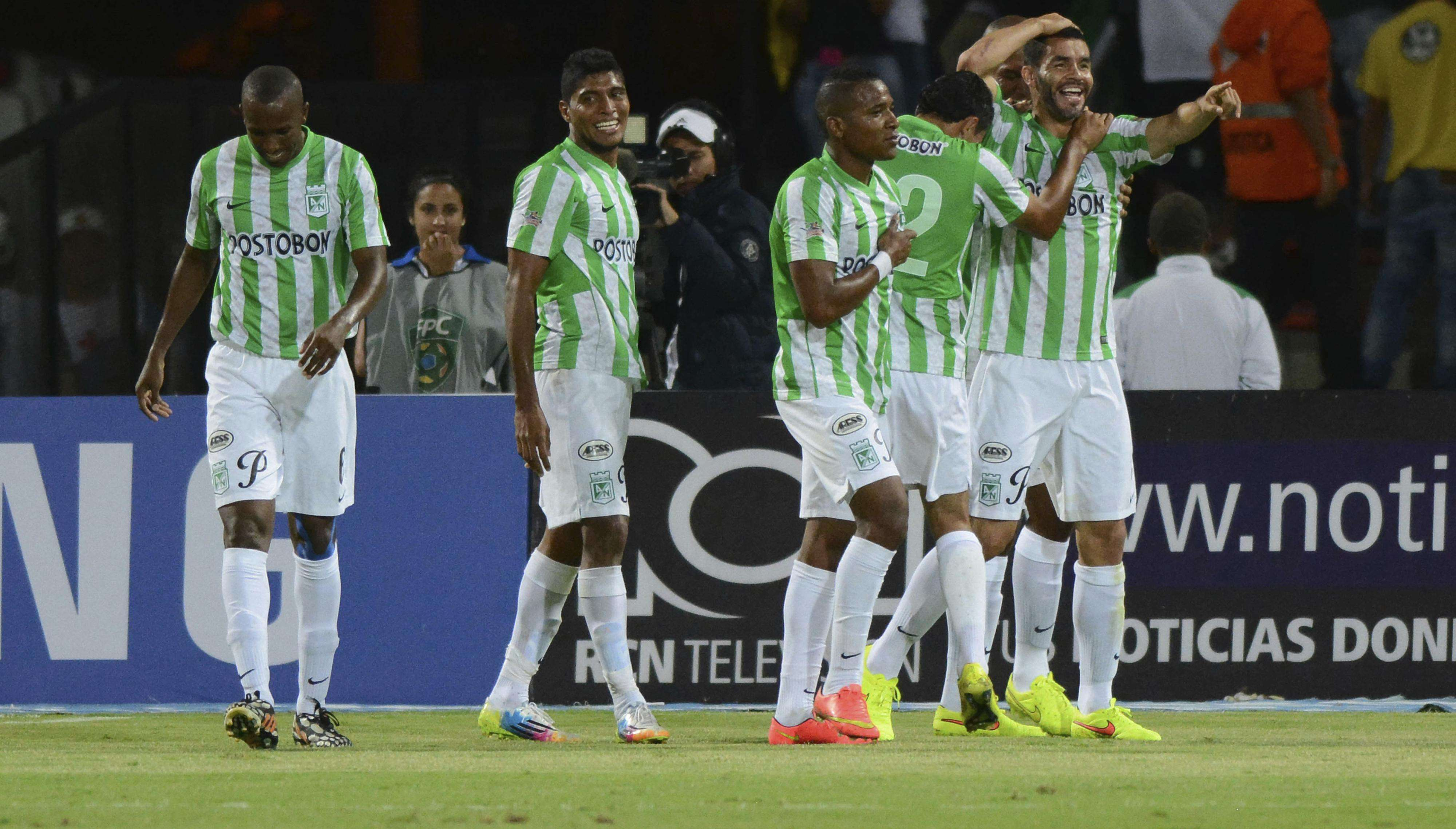 Atlético Nacional. Foto: Getty Images