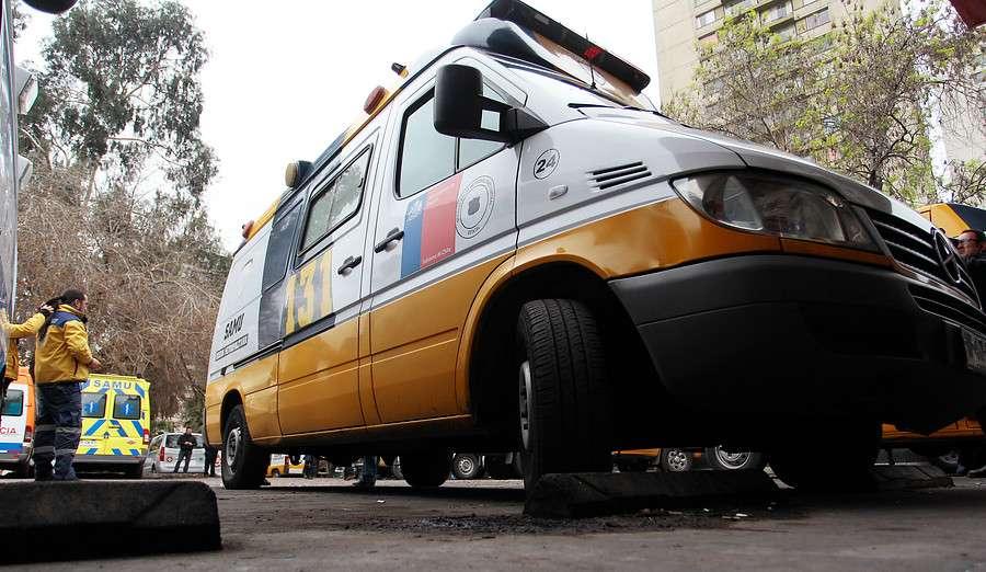 El hombre recibió una fuerte descarga mientras revisaba el equipo de sonido. (Foto referencial) Foto: Agencia UNO