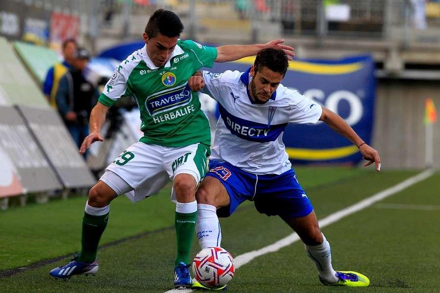Bryan Carrasco quiere ganar en San Carlos de Apoquindo. Foto: Agencia UNO