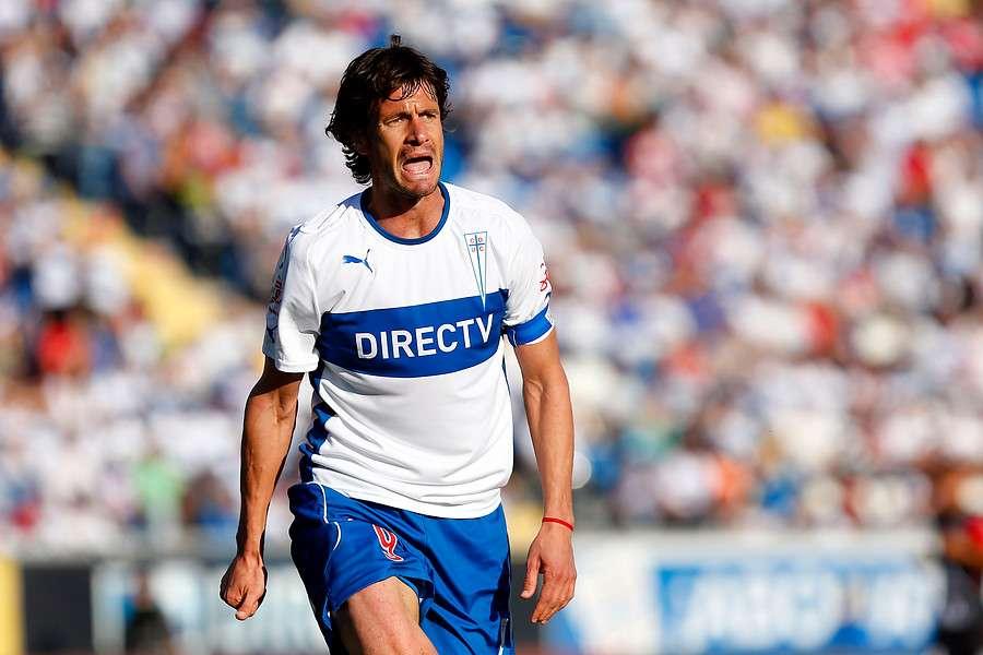Mauro Óbolo sufrió el segundo desgarro en tres meses. Foto: Agencia UNO