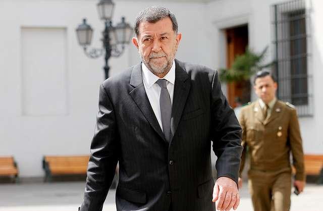 Subsecretario del Interior, Mahmud Aleuy. Foto: Agencia UNO