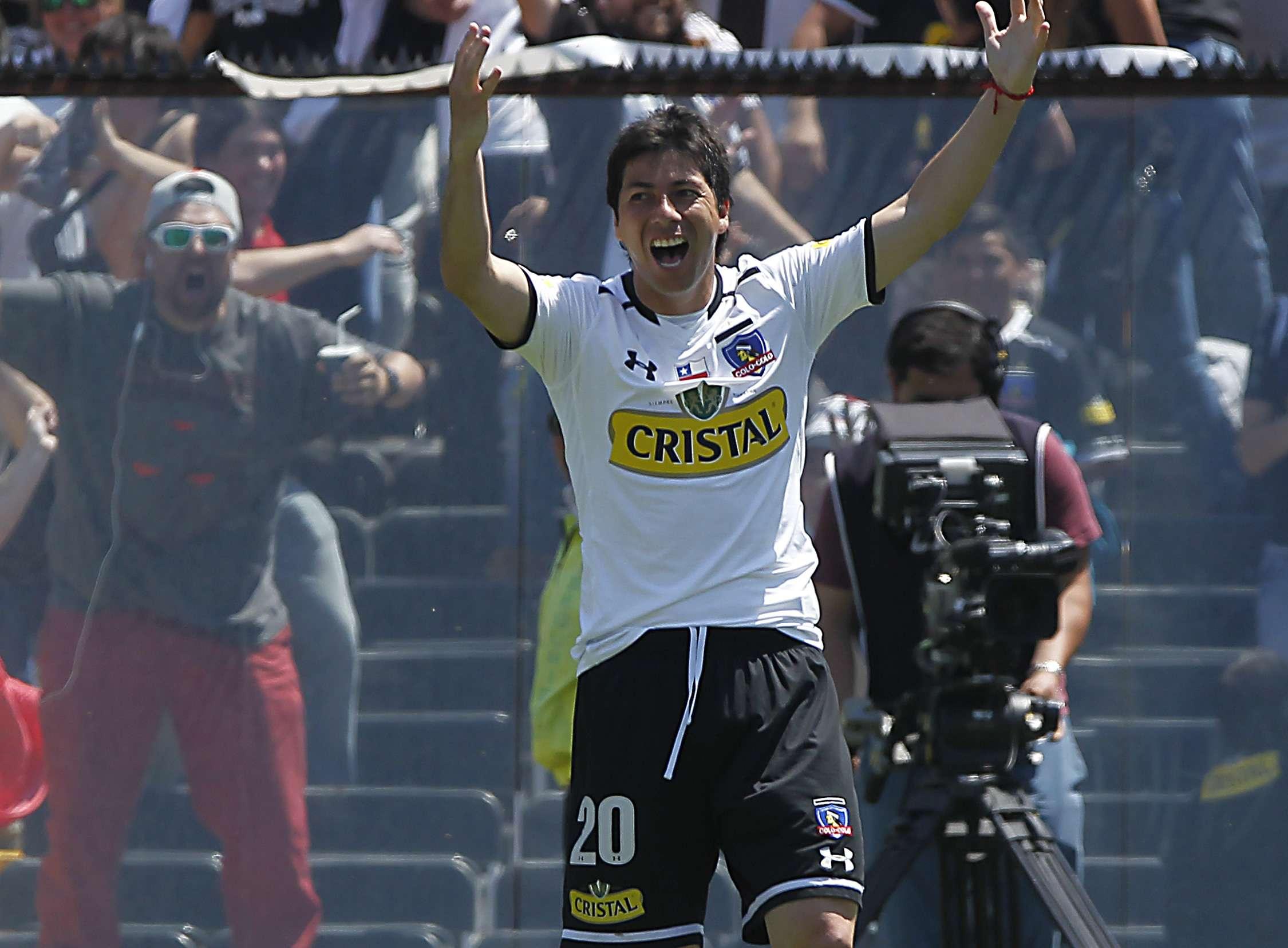 Jaime Valdés dice que como hincha está contento. Foto: Agencia UNO