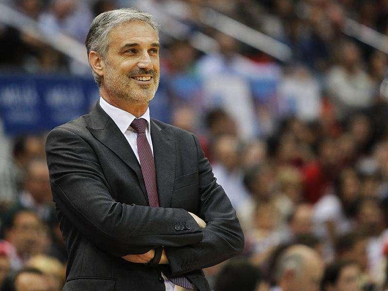 Abós. Foto: Basket Zaragoza