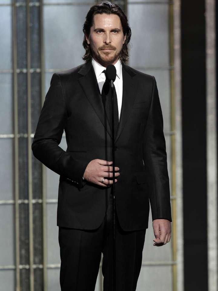 Christian Bale. Foto: AP