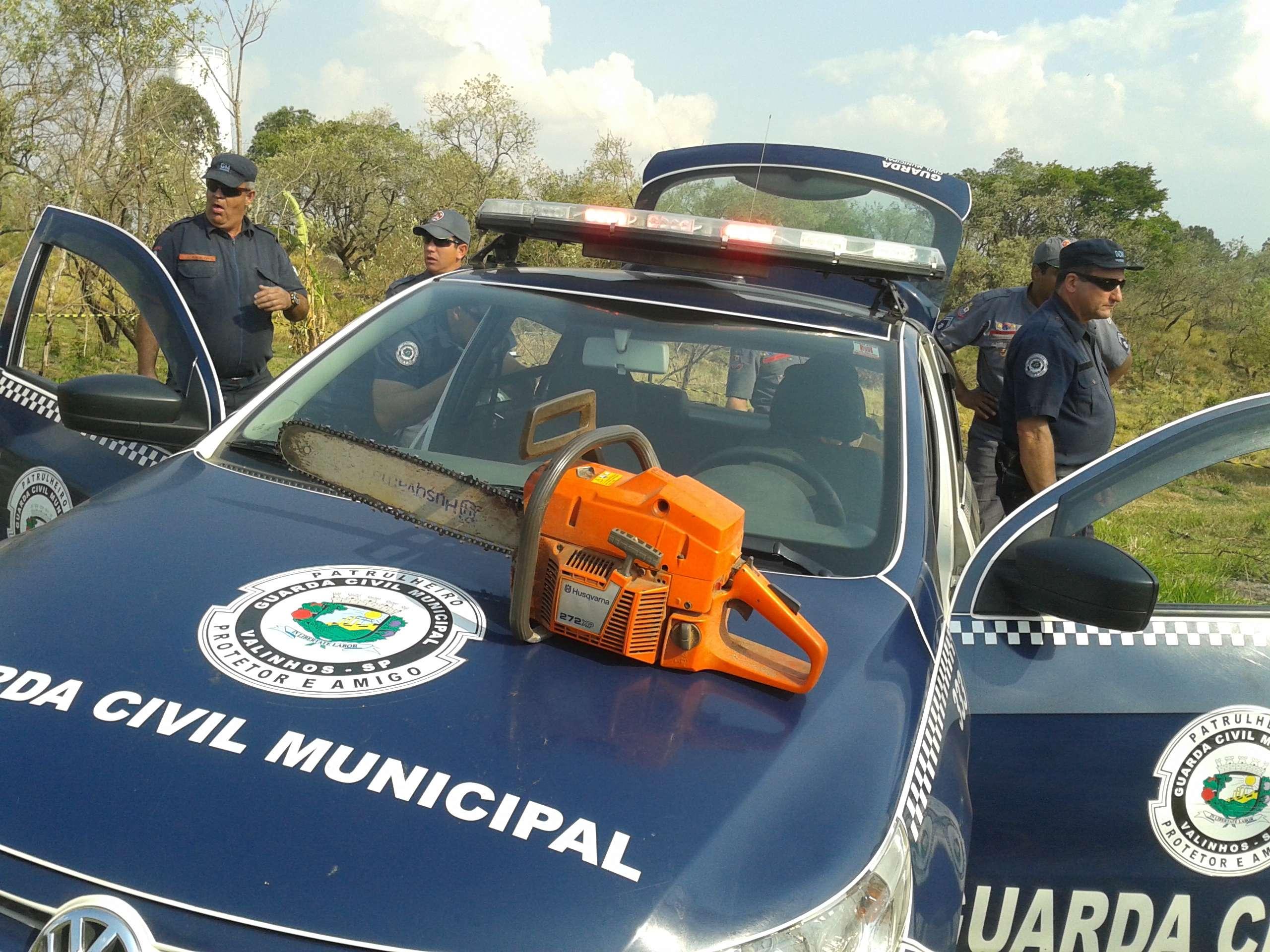 Foto: Guarda Civil Municipal de Valinhos/Divulgação