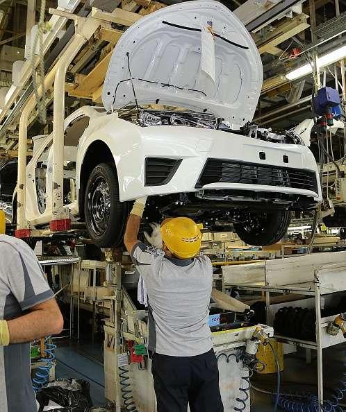 Con nuevas plantas, México podría ocupar el segundo lugar como fabricante de automóviles hacia 2020. Foto: Getty Images