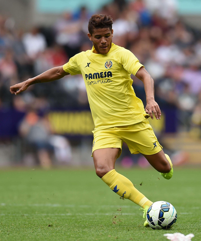 Jonathan dos Santos sigue mejorando con el Villarreal. Foto: Getty Images