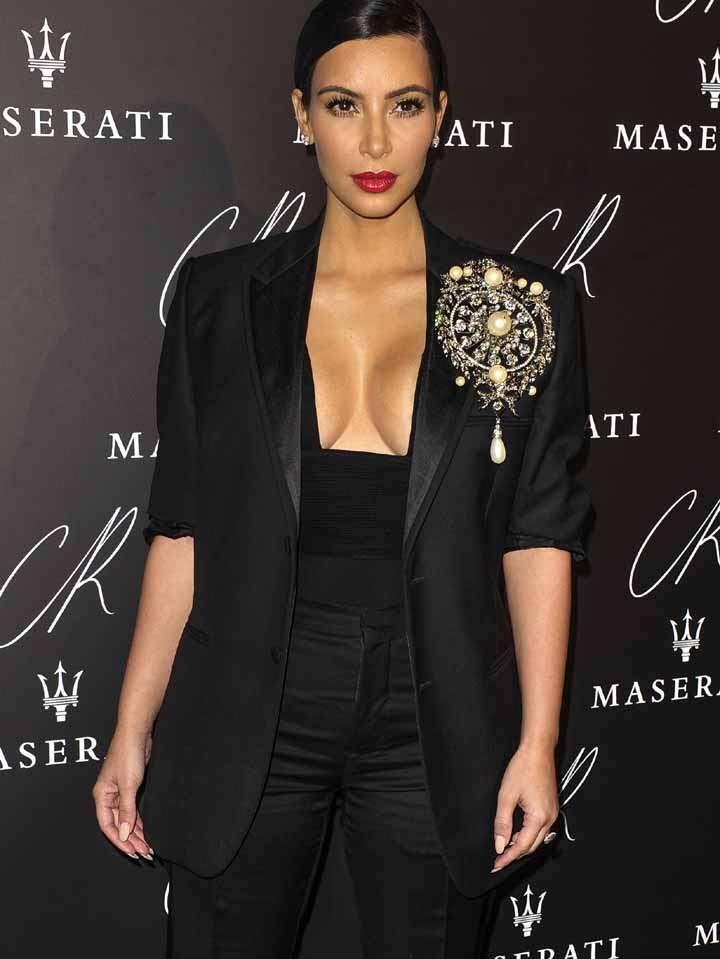 Kim Kardashian Foto: AP