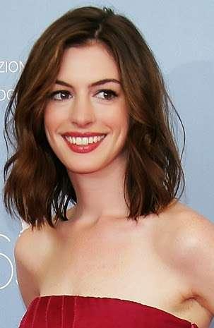 Anne Hathaway Foto: John Frieda