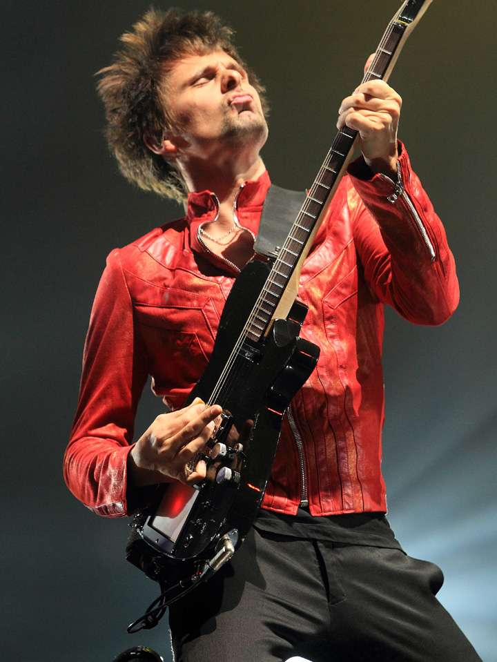 Muse Foto: AP
