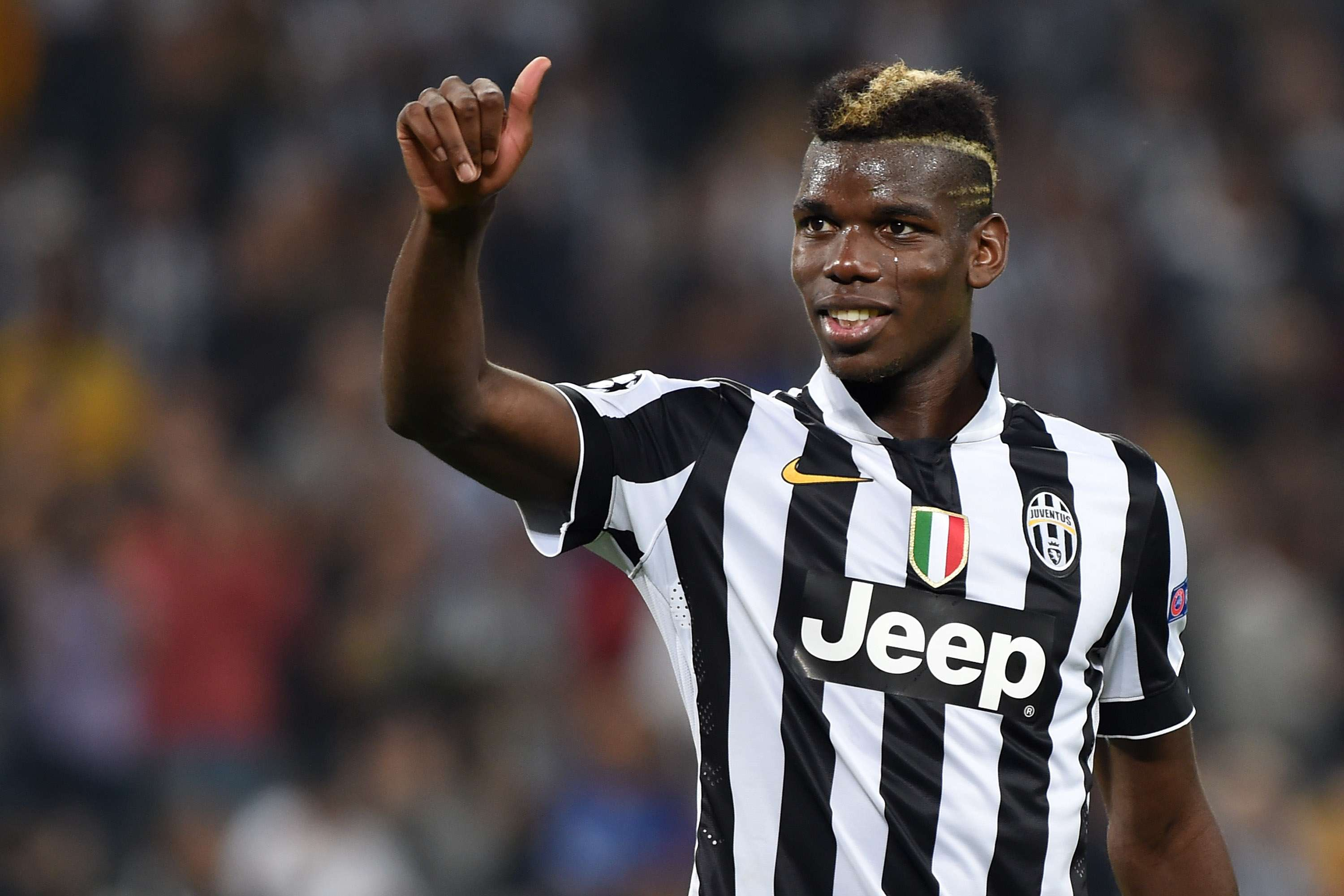Pogba estará con la Juve hasta el 2019. Foto: Getty Images