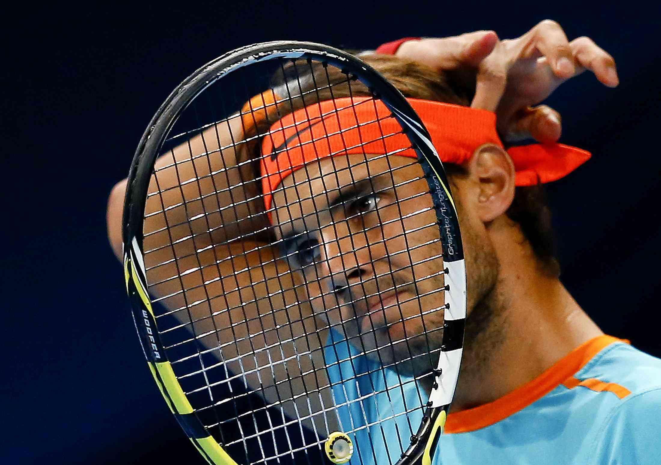 Rafael Nadal. Foto: Reuters en español