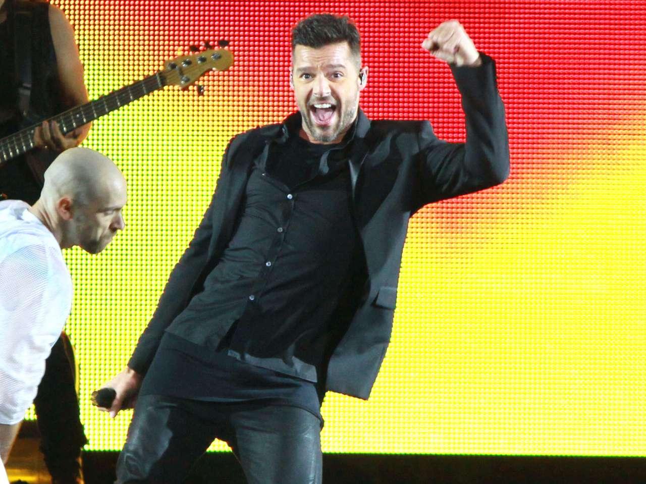 Ricky Martin. Foto: Photo AMC