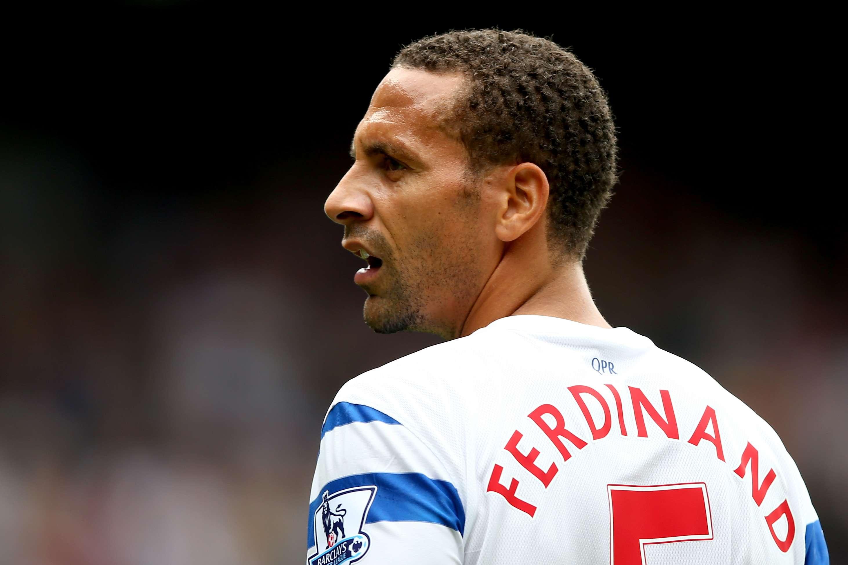 Ferdinand dirá adiós a las canchas. Foto: Getty Images