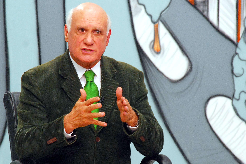 """""""O Bolsa-Família tem efeito, acho que deve continuar"""", afirma o senador eleito Foto: Luiz Munhoz/Ulbra TV/Divulgação"""