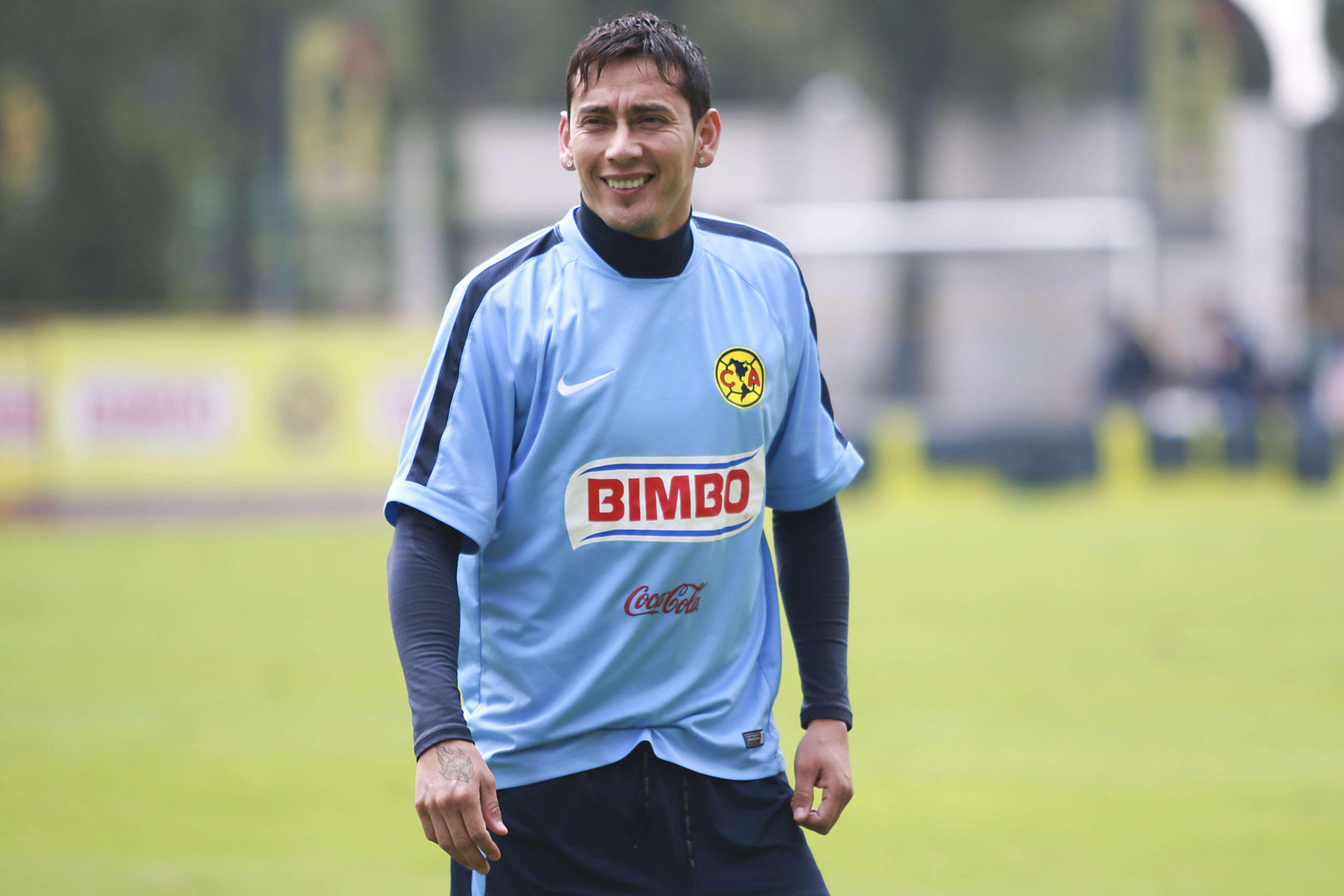 Sambueza se siente feliz en América. Foto: Imago7