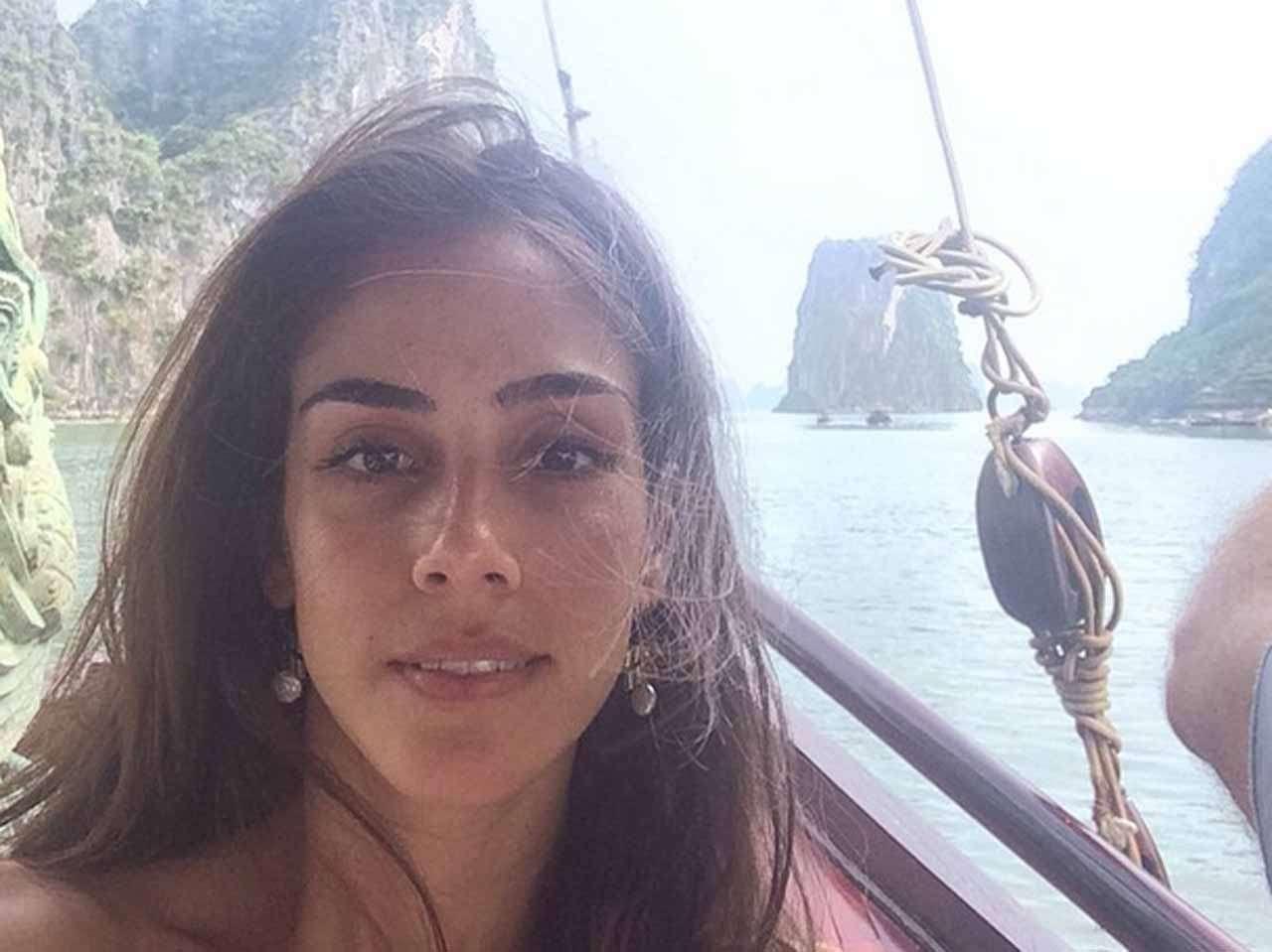 Sandra Echeverría Foto: Instagram / Sandra Echeverría