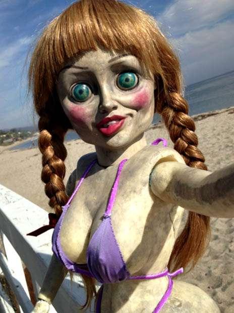 Annabelle. Foto: Facebook