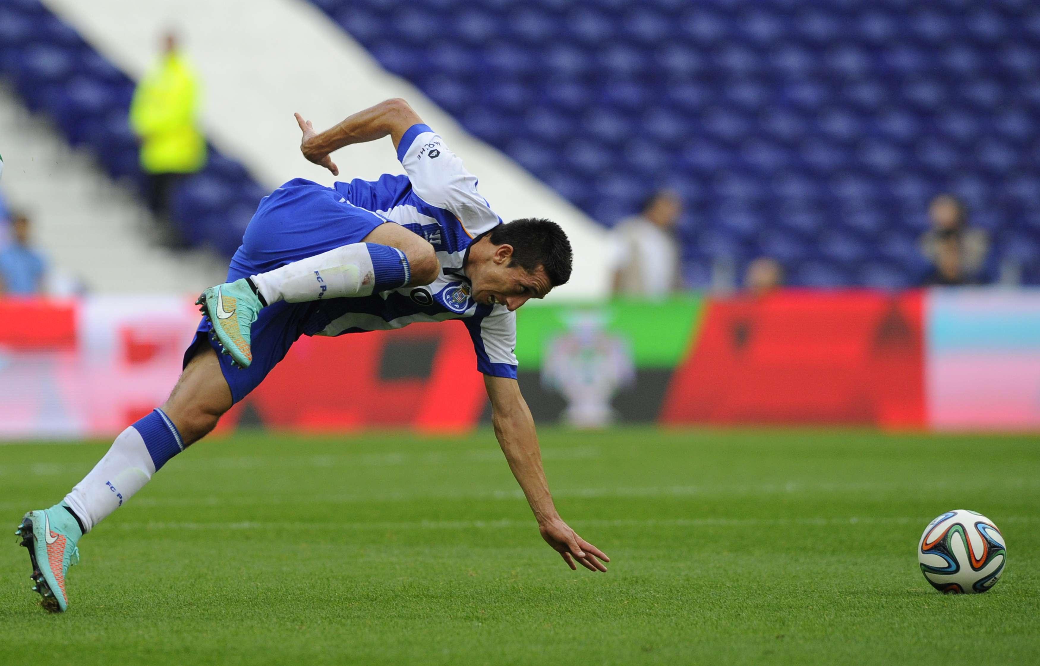 Herrera es titular indiscutible en el cuadro de Julen Lopetegui. Foto: AFP