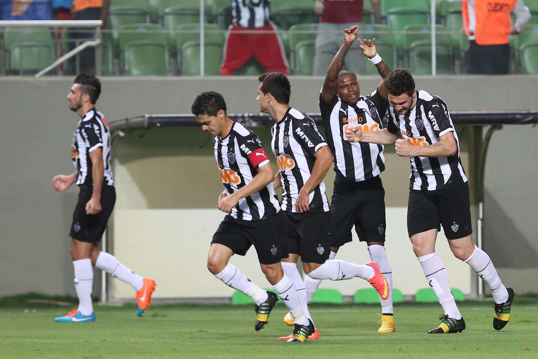 Atlético-MG venceu Sport por 3 a 2 no Independência Foto: Cristiane Mattos/Futura Press