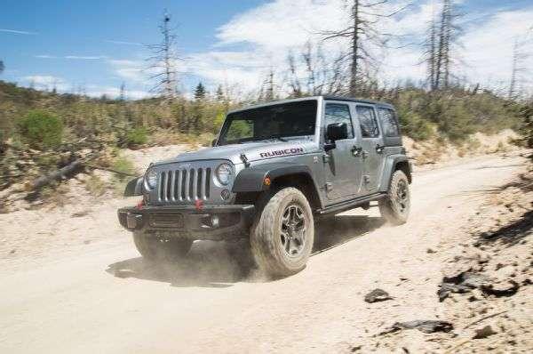 Un nuevo informe sugiere que el Jeep Wrangler continuará su producción en la planta de Chrysler en Toledo, Ohio. Foto: Autos Terra MotorTrend
