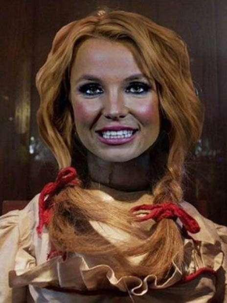 """La terrorífica """"Annabelle"""" llegó a la pantalla grande y los memes no se hicieron esperar Foto: Facebook / Twitter"""