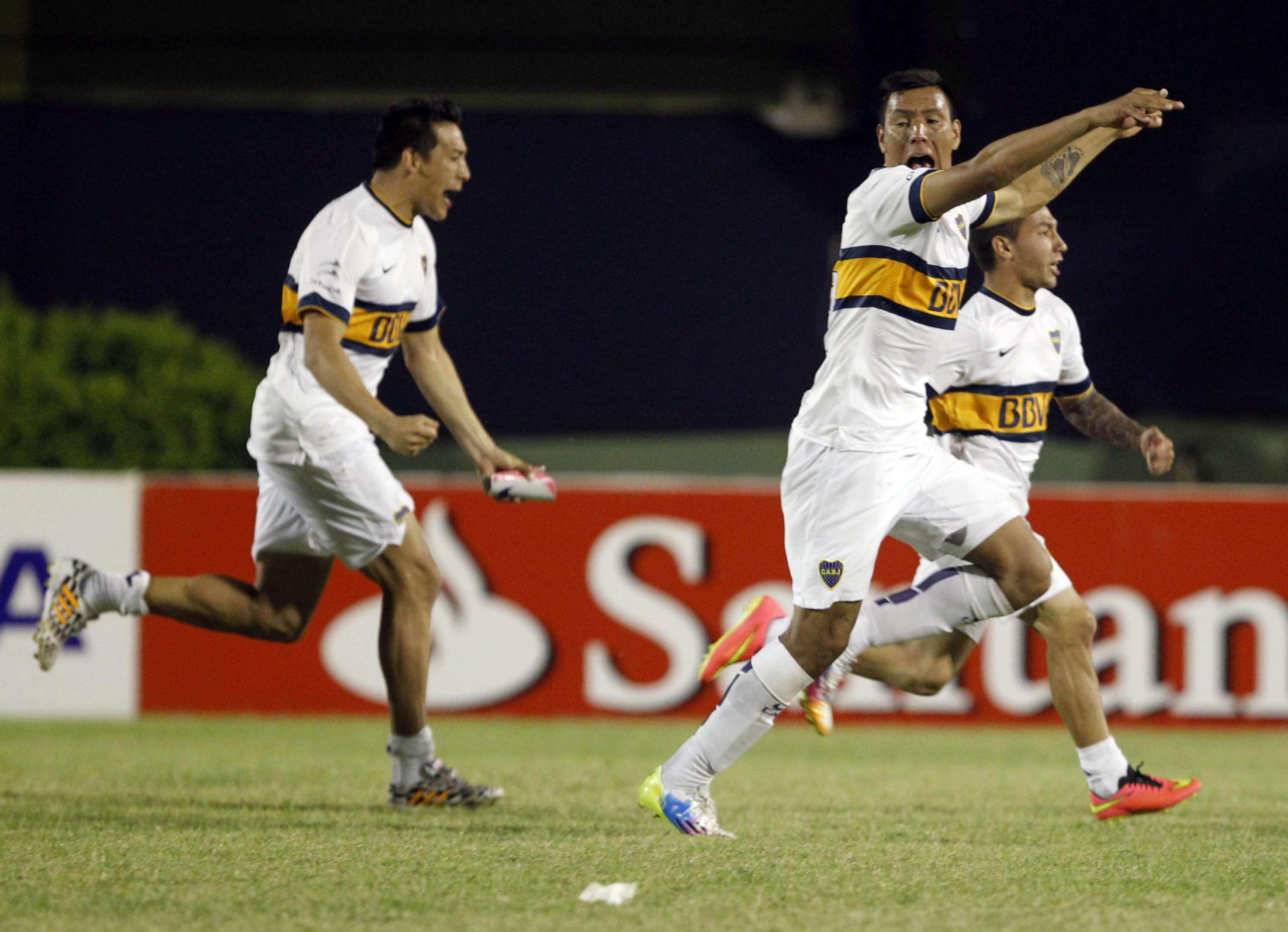 La Copa Sudamericana vive sus momentos finales en busca del campeón. Foto: EFE