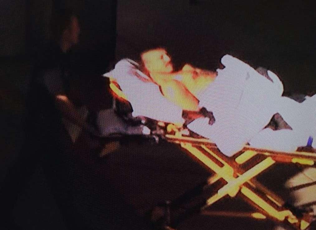Marquez, que teria atirado e matado dois policiais, ficou ferido Foto: Twitter